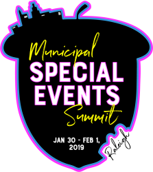 Municipal Special Events Summit 2019